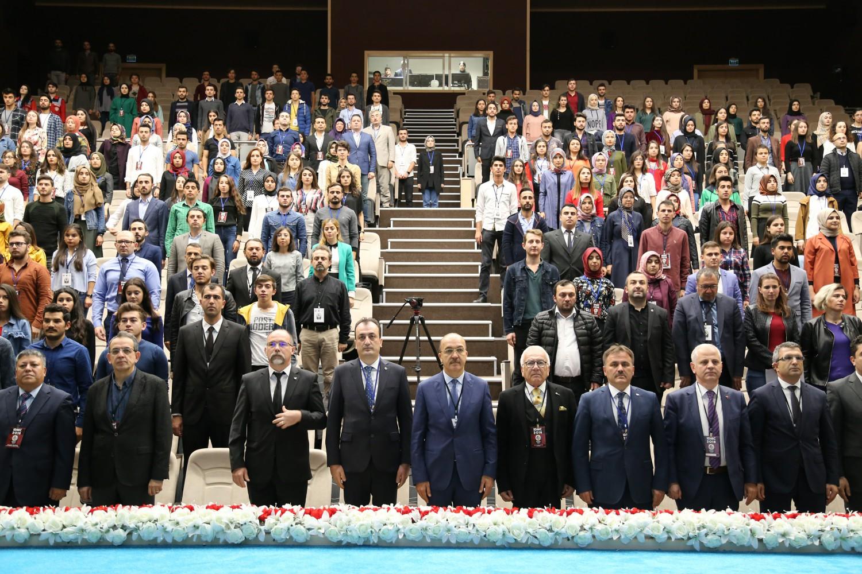 1.Uluslararası Afet Yönetimi Kongresi (IDMC 2018) Başladı