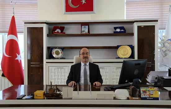 Rektörümüz Prof. Dr. Halil İbrahim Zeybek'in  3 Aralık Engelliler Günü Basın Açıklaması