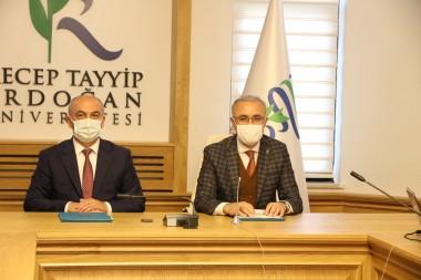 Transfer of Presidency in ÜNİDOKAP