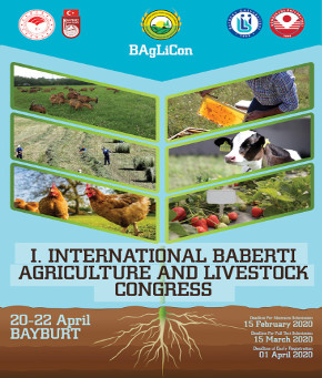 I. International Baberti Agriculture and Livestock Congress