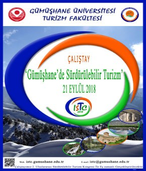 Çalıştay: Gümüşhane'de Sürdürülebilir Turizm
