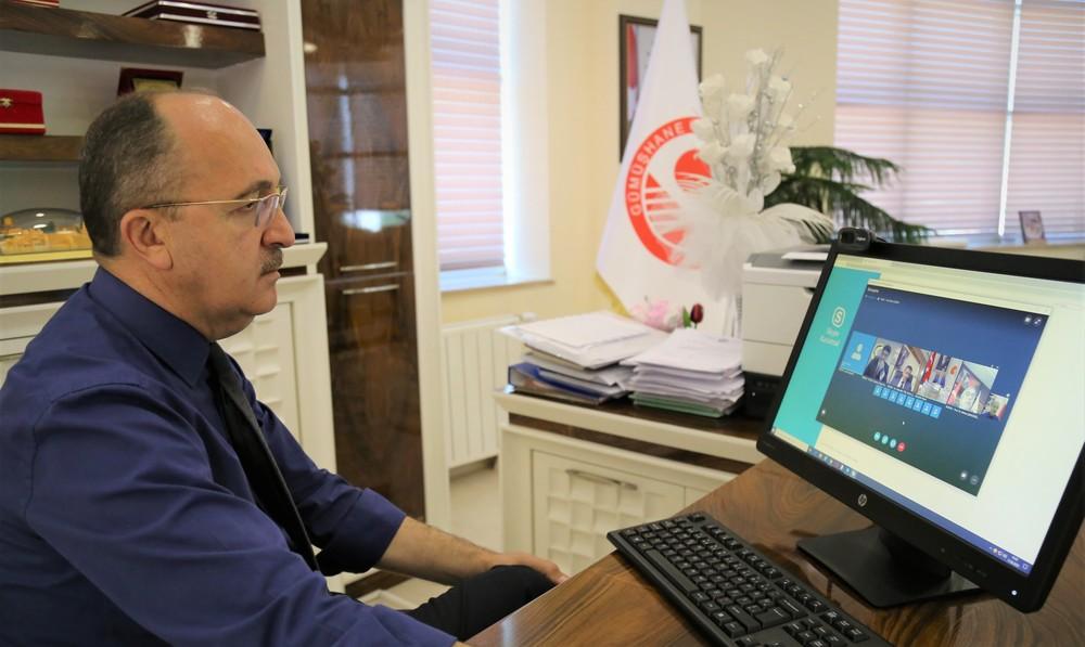 ÖSYM Başkanlığınca Sınav Öncesi Online Toplantı Gerçekleştirildi