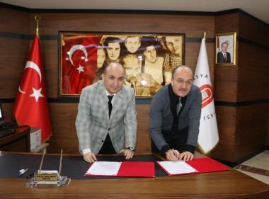 Amasya Üniversitesi ile protokol sözleşmesi imzalandı