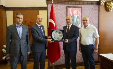 A Visit to the Rector of Giresun University