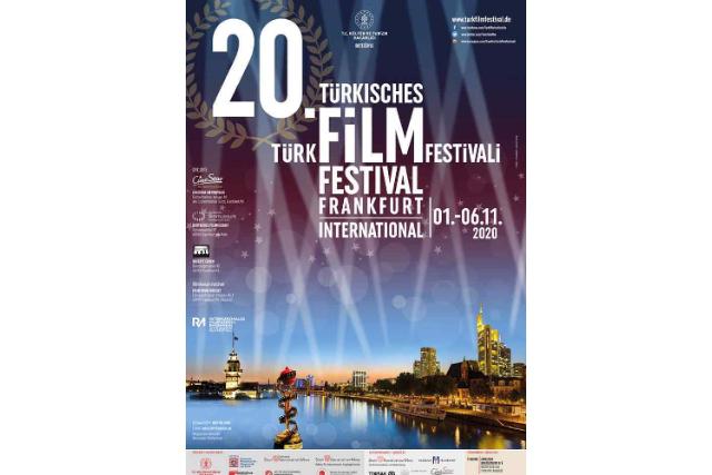 İletişim Fakültesi Merkeb-i Mesai ile 20. Uluslararası Frankfurt Türk Film Festivali'nde