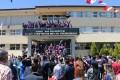 Kelkit Aydın Doğan Meslek Yüksekokulu'nda 13. Mezuniyet Töreni