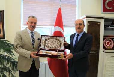 A Return Visit from Rector Levent