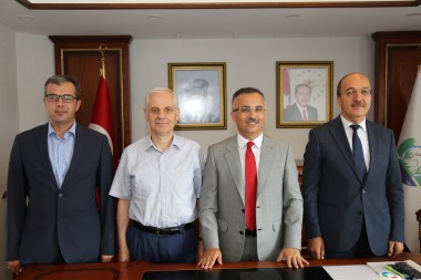 Important Visits from Rector to Rize