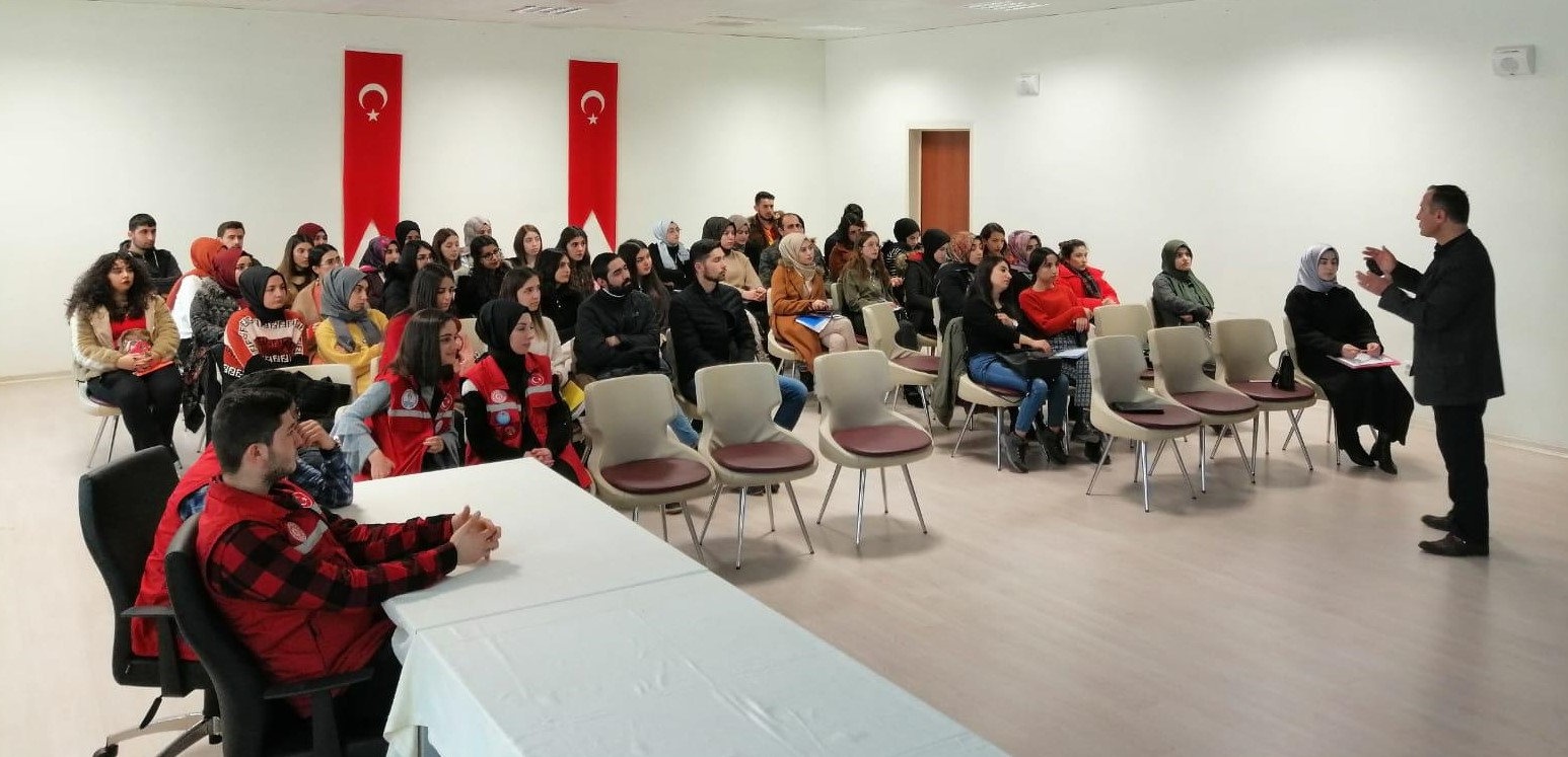 Disaster Awareness Training was Provided in our University