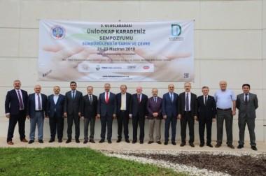 UNIDOKAP Black Sea Symposium held