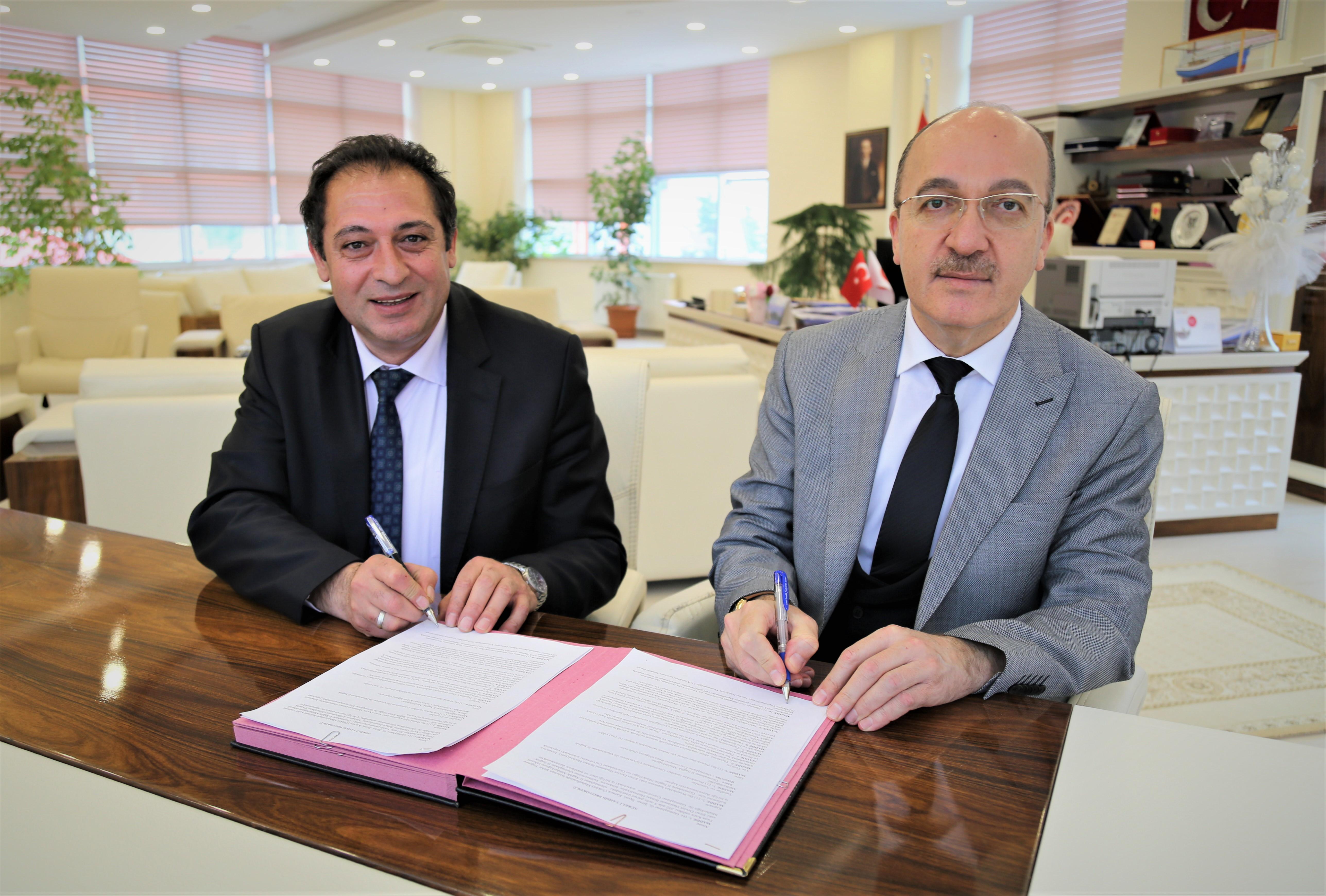 İl Sağlık Müdürlüğü ile Protokol Anlaşması İmzalandı