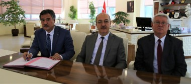 İl Milli Eğitim Müdürlüğü İle İşbirliği Protokolü Yapıldı