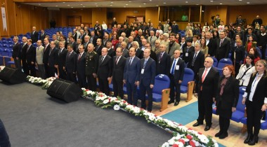 Rektörümüz UNIDOKAP Karadeniz Sempozyumu'na katıldı