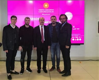 Gümüşhane University at Career Expo