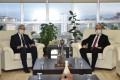Congratulatory Visit to OMU Rector Prof. Dr. Yavuz ÜNAL
