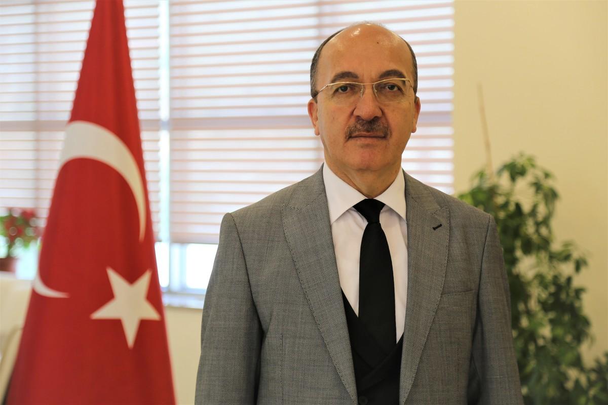 Rektörümüz Prof. Dr. Halil İbrahim Zeybek'in Mevlid Kandili Mesajı