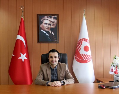 Doç. Dr. Rıdvan ŞAHİN